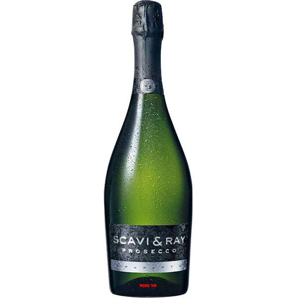 Rượu Vang Nổ Scavi & Ray Prosecco Spumante