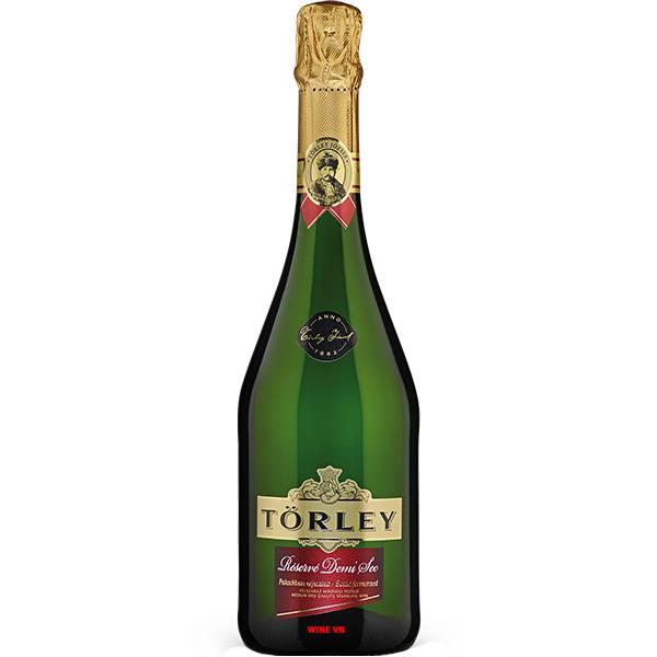 Rượu Vang Nổ Torley Reserve Demi Sec