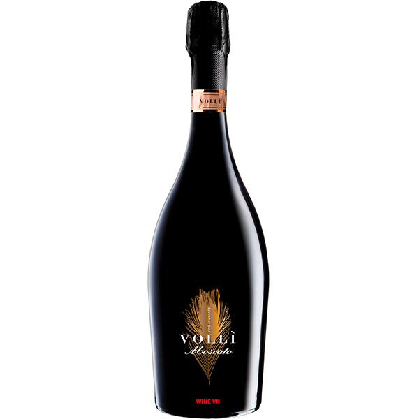 Rượu Vang Nổ Volli Moscato