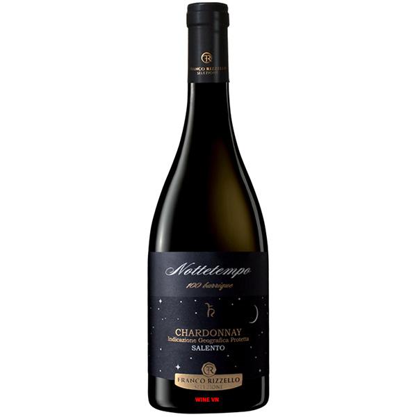 Rượu Vang Nottetempo 100 Barrique Chardonnay