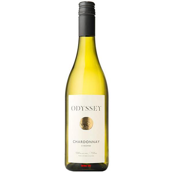 Rượu Vang Odyssey Gisborne Chardonnay