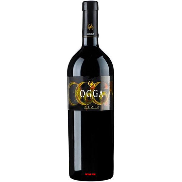 Rượu Vang Ogga Rioja