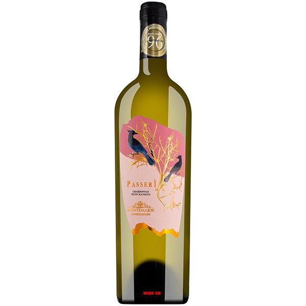 Rượu Vang Passeri Petit Manseng - Chardonnay