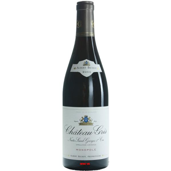 Rượu Vang Pháp Albert Bichot Chateau Gris