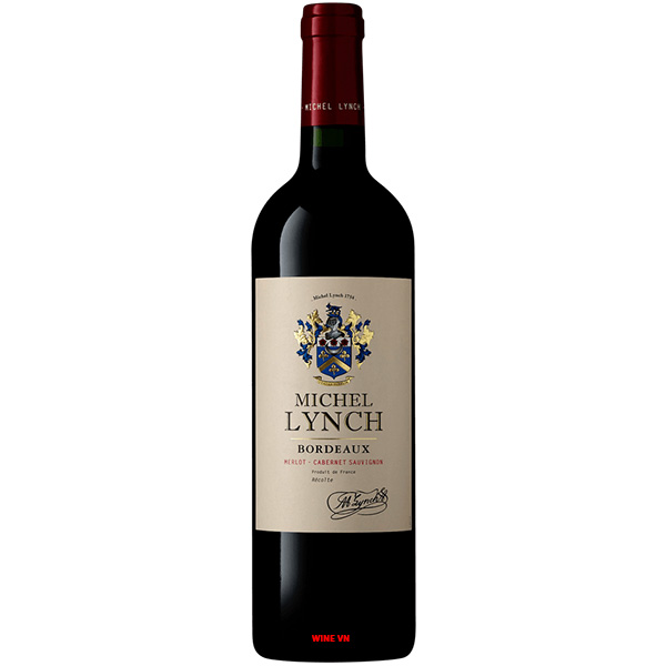 Rượu Vang Pháp Michel Lynch Bordeaux