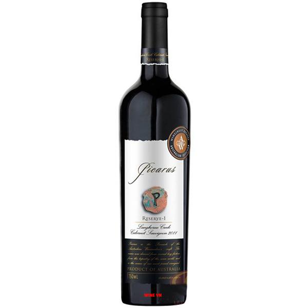 Rượu Vang Picarus Reserve 1 Cabernet Sauvignon