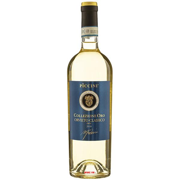Rượu Vang Piccini Collezione Oro Orvieto Classico