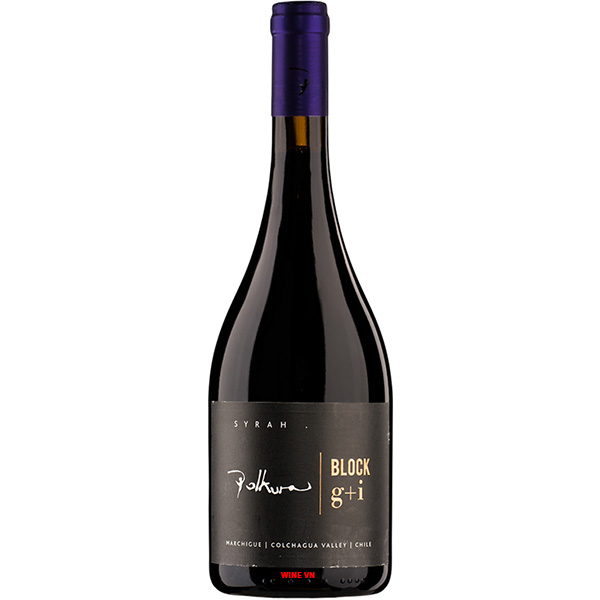 Rượu Vang Polkura Block G+I