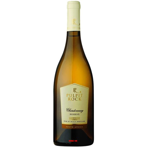 Rượu Vang Pulpit Rock Reserve Chardonnay