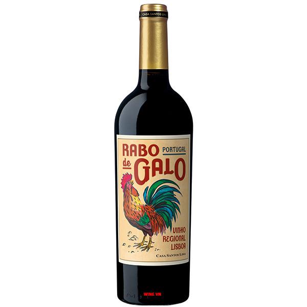 Rượu Vang Purtugal Rabo De Galo
