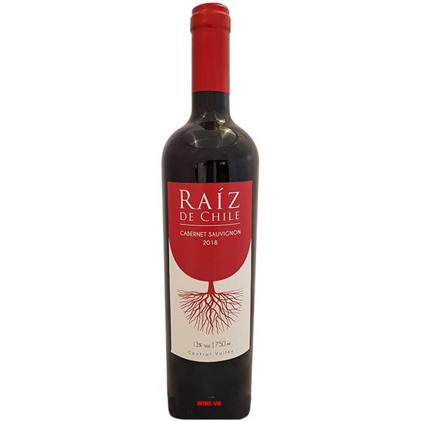 Rượu Vang Raiz De Chile Cabernet Sauvignon
