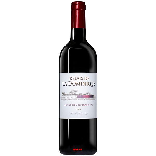 Rượu Vang Relais De La Dominique Saint Emilion Grand Cru