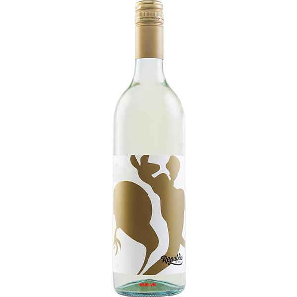 Rượu Vang Republic Sauvignon Blanc