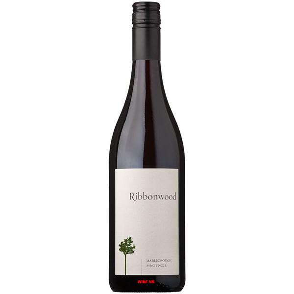 Rượu Vang Ribbonwood Pinot Noir