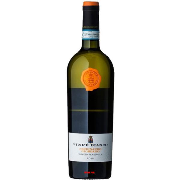 Rượu Vang Rinforzato Giordano Vinre Bianco