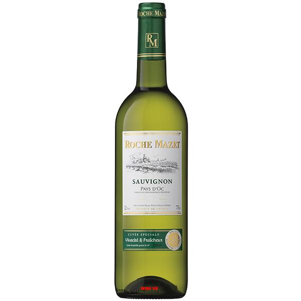 Rượu Vang Roche Mazet Sauvignon Blanc