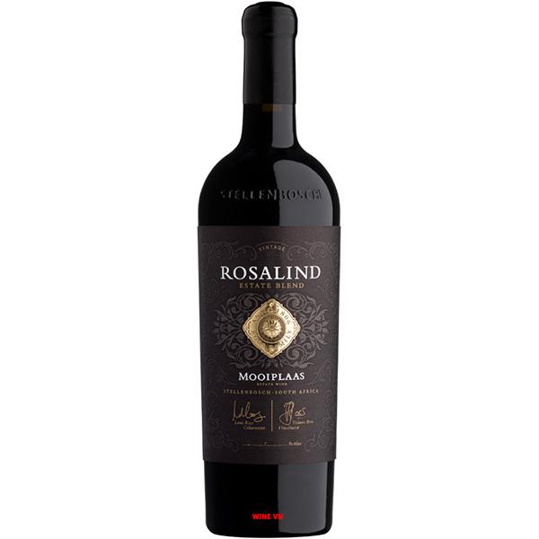 Rượu Vang Rosalind Mooiplaas