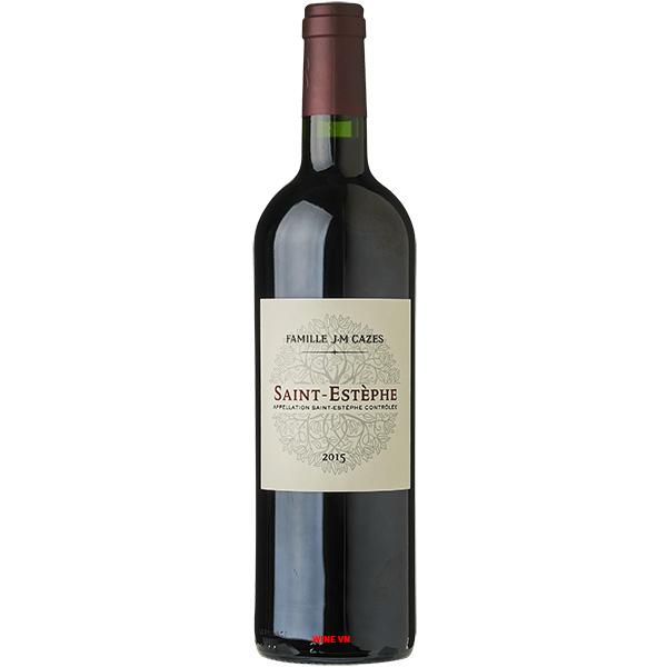 Rượu Vang Saint Estephe - Famille JM Cazes