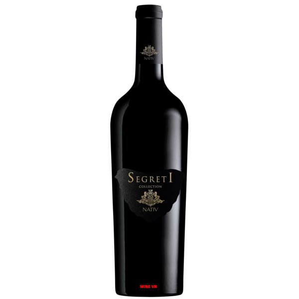 Rượu Vang Segreti Nativ