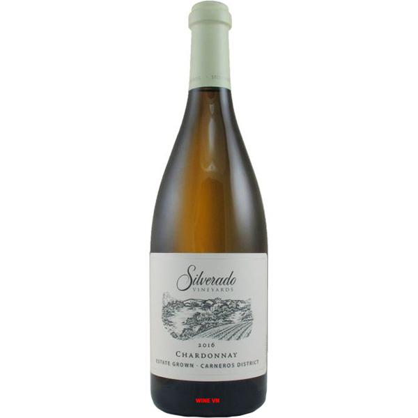 Rượu Vang Silverado Chardonnay