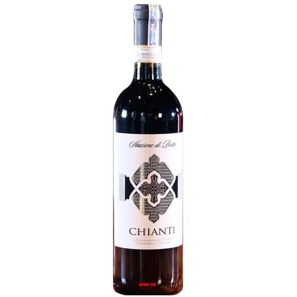 Rượu Vang Stazione Di Posta Chianti