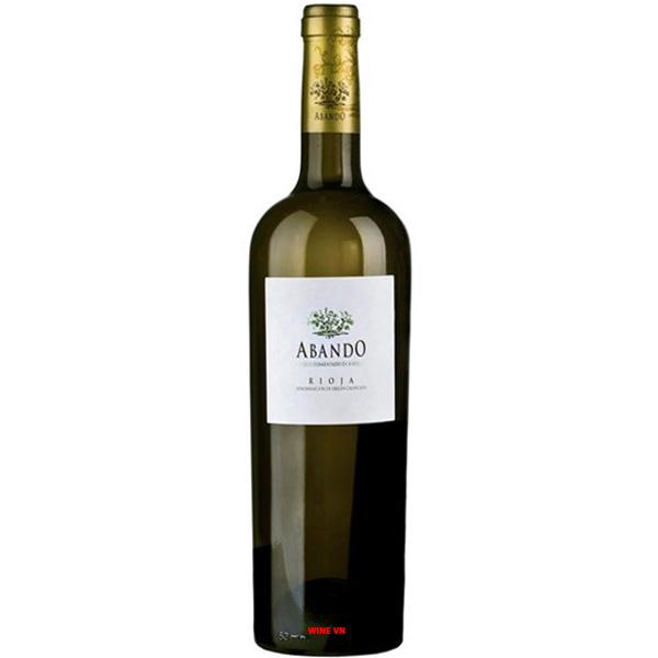 Rượu Vang Trắng Abando