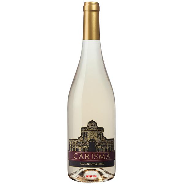 Rượu Vang Trắng Carisma Casa Santos Lima