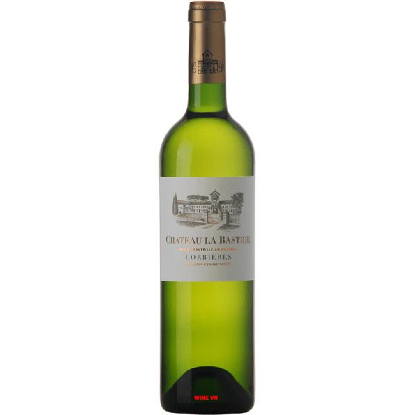 Rượu Vang Trắng Chateau La Bastide