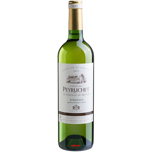 Rượu Vang Trắng Chateau Peyruchet Bordeaux