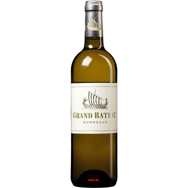 Rượu Vang Trắng Grand Bateau Bordeaux