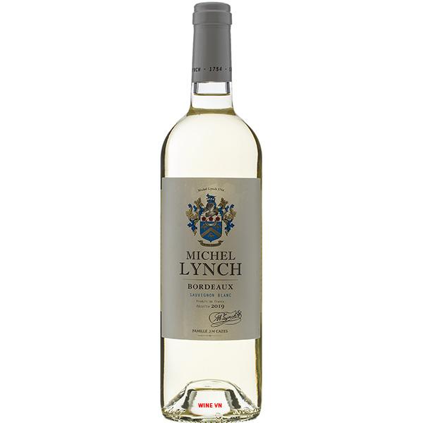 Rượu Vang Trắng Michel Lynch Sauvignon Blanc