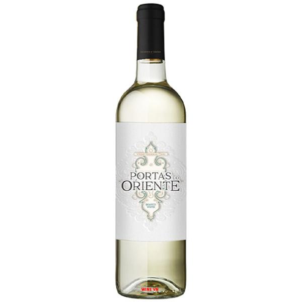 Rượu Vang Trắng Portas Do Oriente