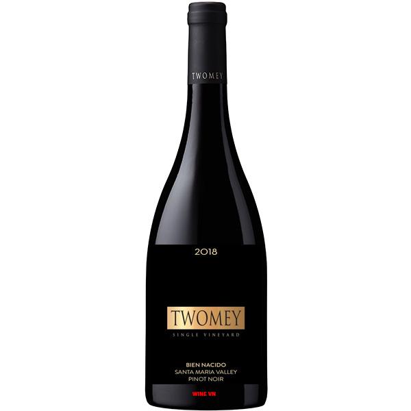 Rượu Vang Twomey Bien Nacido Pinot Noir