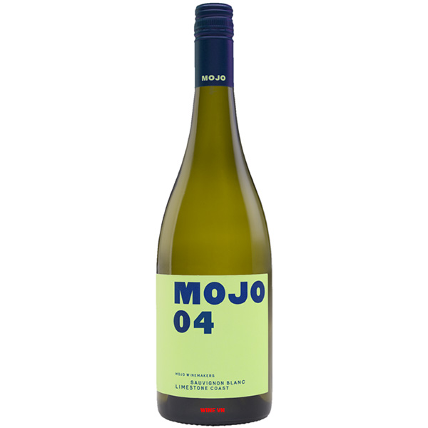 Rượu Vang ÚC Mojo 04 Sauvignon Blanc