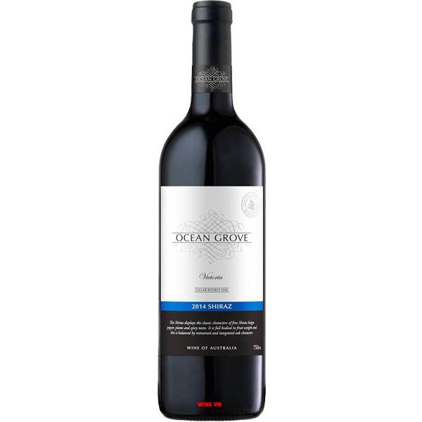 Rượu Vang Úc Ocean Grove Shiraz