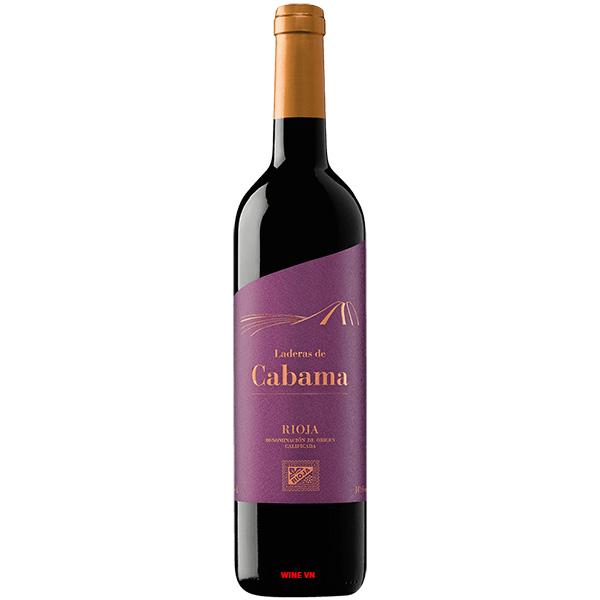 Rượu Vang Valenciso Laderas De Cabama Rioja