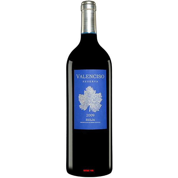 Rượu Vang Valenciso Reserva Magnum