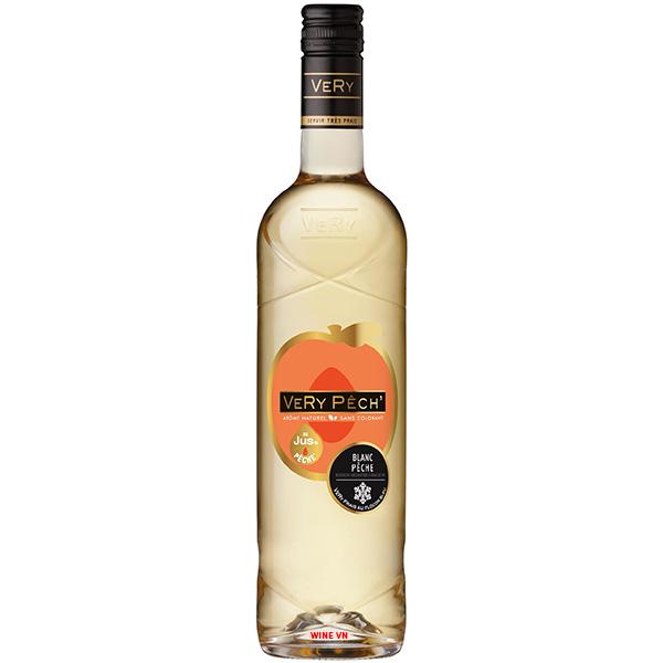 Rượu Vang Very Pêch