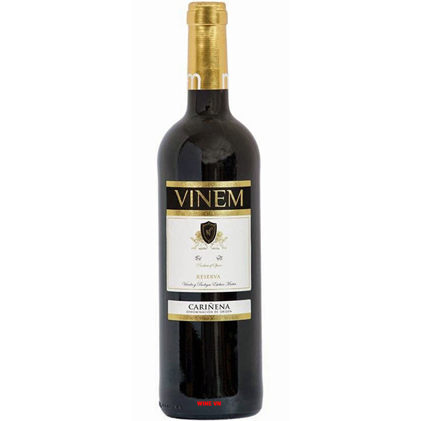 Rượu Vang Vinem Reserva Carinena