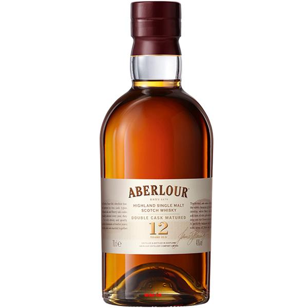 Rượu Aberlour 12 Year Old Double Cask