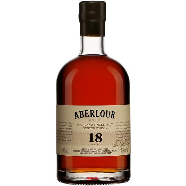 Rượu Aberlour 18 Years Old