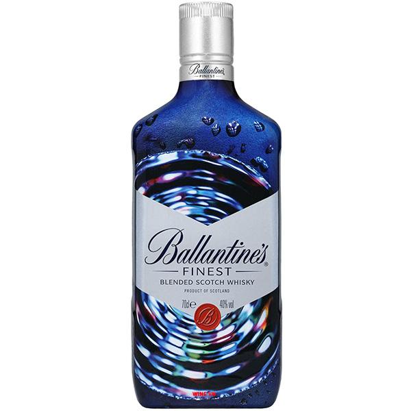 Rượu Ballantine's Finest True Music