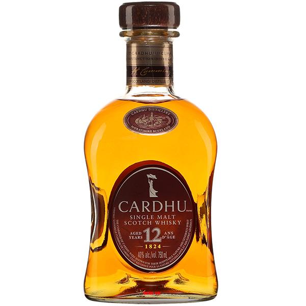 Rượu Cardhu 12 Years Old
