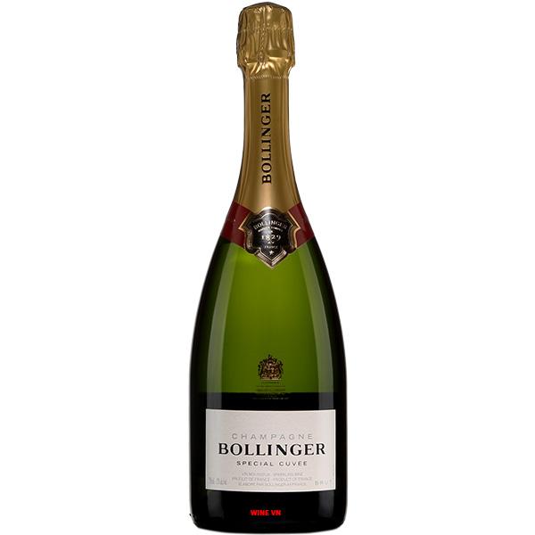 Rượu Champagne Bollinger Special Cuvee