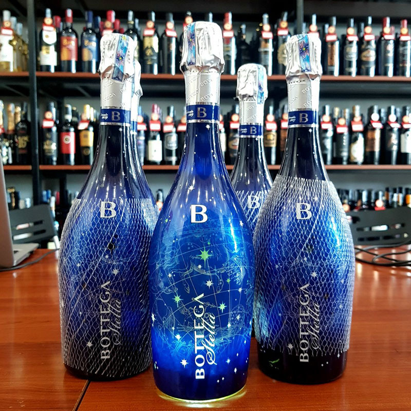 Rượu Champagne Bottega Stella