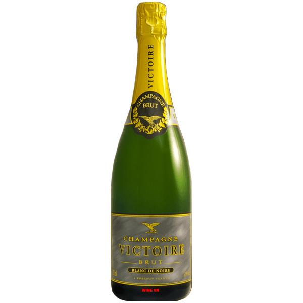 Rượu Champagne Victoire Blanc De Noirs