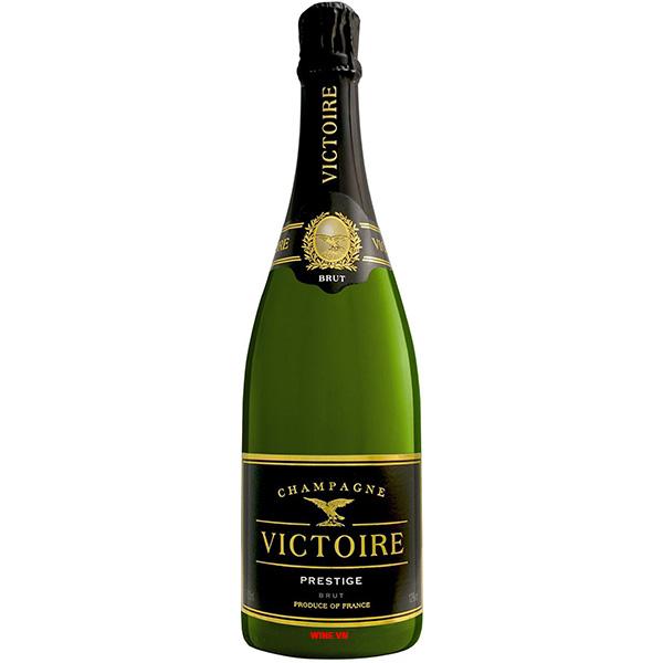 Rượu Champagne Victoire Prestige Brut