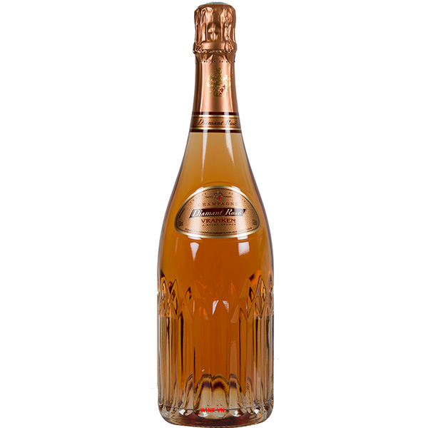 Rượu Champagne Vranken Diamant Rose