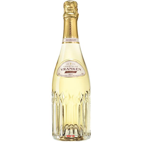 Rượu Champagne Vranken Diamant