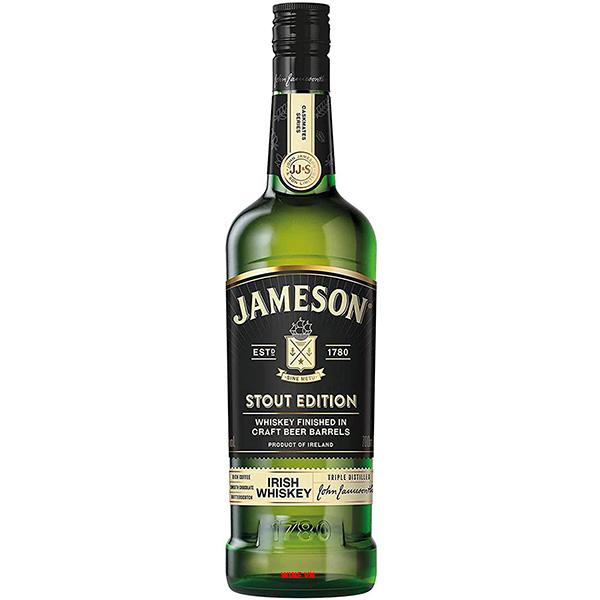 Rượu Jameson Caskmates Stout Edition